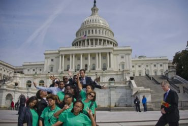 """But I Don't Want Sympathy."" See the Powerful Video from our Youth Ambassadors' Advocacy Trip to DC"